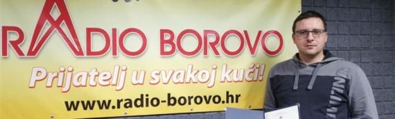 """Školski bibliotekar Bojan Lazić, gost subotnjeg izdanja """"Jeleka"""""""