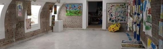 Izložba radova dece iz borovskog vrtića u Pedagoškom muzeju u Beogradu