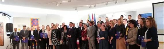 Ministar Pavić uručio 170 ugovora korisnicima iz pet slavonskih županija
