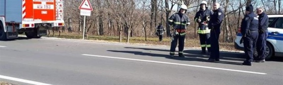 Borovski vatrogasci ugasili požar na otvorenom