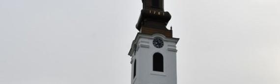 Raspored bogosluženja u hramu Svetog Stefana u Borovu