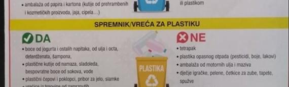Od 31.marta Eko-Dunav odvozi plastičnu ambalažu s kućnog praga