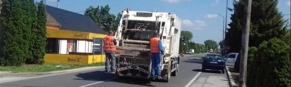 Borovo: Umesto u petak, odvoz smeća u ponedeljak