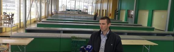 Vukovarska pijaca spremna za ponovno otvaranje
