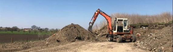Počeli pripremni radovi za izgradnju trenč-silosa u Borovu
