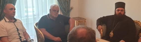 Poseta ambasadorke Srbije istoku Hrvatske