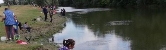 "SRD ""Sloga"": Pecanje na plovak za kadete okupilo 22 takmičara"