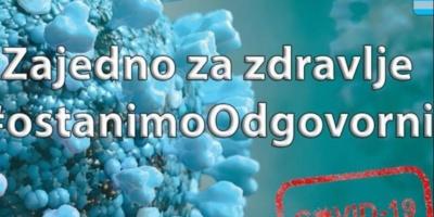 U Hrvatskoj danas 1413 novih slučajeva zaraze koronavirusom, 18 osoba preminulo