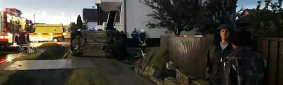 Na području PU vukovarsko-sremske 17 nesreća tokom vikenda