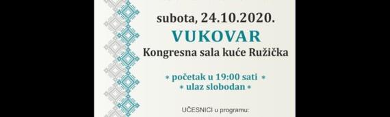 Vukovar: U subotu 8. Međunarodni festival harmonike