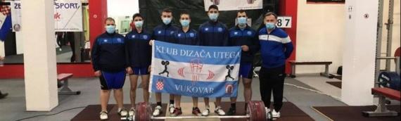 "Nikola Todorović, član KDU ""Vukovar"", u Zagrebu pet puta pomerao granice državnih rekorda"