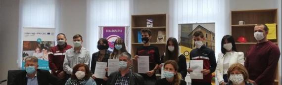Opština Erdut: Čvorkovac i PORC stipendiraju šest učenika Srednje škole Dalj