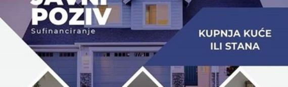 Vukovarsko-sremska županija povećala sredstva za sufinansiranje kupovine kuće ili stana na 2,5 miliona kuna