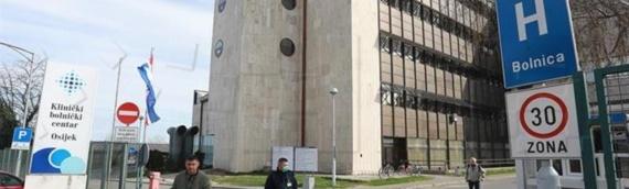 U KBC-u Osijek juče preminulo pet osoba, obolelih od bolesti COVID-19