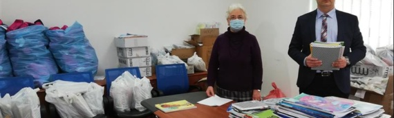 ZVO i Grad Subotica obezbedili 1650 paketa sa školskim priborom za osnovce