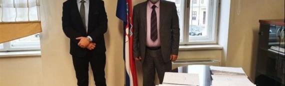 Jeremić i Bešenski o proporcionalnom zapošljavanju pripadnika srpske nacionalne manjine