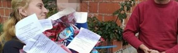 Akcija Aktiva žena SDSS-a: Štekovićima u Pakracu kupljen bojler na drva
