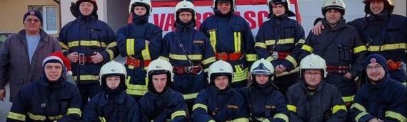 Još jedna intervencija borovskih vatrogasaca