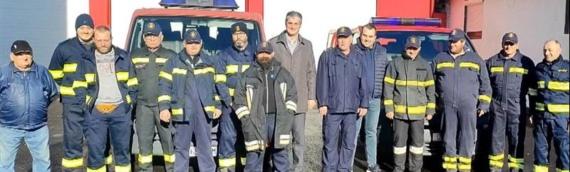 Vatrogasci Dalja i Aljmaša otišli da pomognu stanovništvu Petrinje