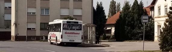 """Prevoz putnika na liniji Sajmište-Savulja I dalje obavlja """"Čazmatrans"""" po ceni od 6 kuna"""