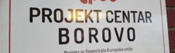 Projekt centar Borovo traži asistenta u provođenju projekata