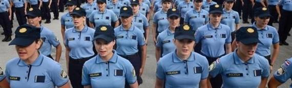 Raspisan konkurs za zanimanje policajac/policajka u 2021./2022.godini