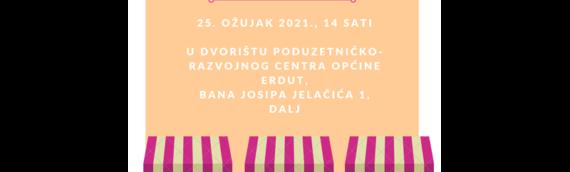 """Prvi """"Ženski Bazaar"""" u Dalju"""