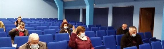 Održana sednica Opštinskog veća opštine Borovo
