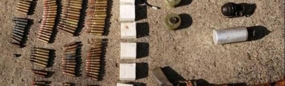 Kod 64-godišnjaka iz Gaboša policija pronašla veću količinu oružja