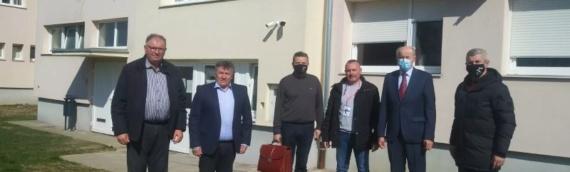 Vukovarsko-sremska županija pomaže u obnovi svinjogojstva na glinskom području