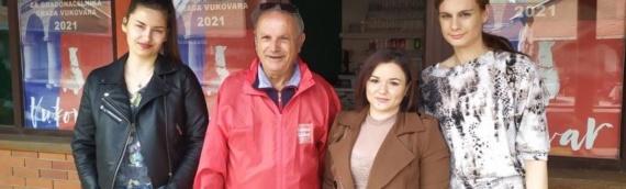 Nezavisni kandidat za gradonačelnika Željko Sabo pozvao Vukovarce na grah 1. maja