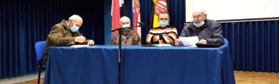 Borovski antifašisti izabrali novo rukovodstvo, novi predsednik je Slavko Nedić