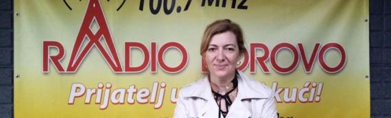 SDSS-ova Dragana Jeckov, nositeljica liste za Skupštinu VSŽ, o rezultatima lokalnih izbora