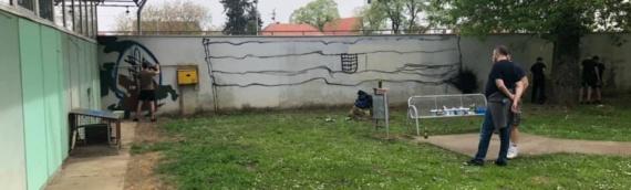Povodom iscrtavanja murala u centru Borova oglasio se načelnik Baćanović: Ovakav postupak ne doprinosi suživotu!