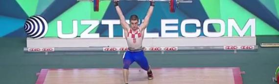 Vukovarčanin Nikola Todorović zauzeo 16. mesto na Svetskom prvenstvu u dizanju tegova