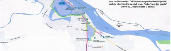 Regulacija saobraćaja – Vukovarski polumaraton