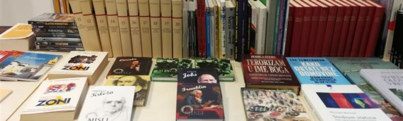 """U Gradskoj biblioteci Vukovar održan 9. sajam knjiga """"Likebook"""""""