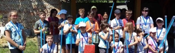 "Takmičenje u pecanju na plovak kadeta SRD ""Sloga"" okupilo 11 devojčica i 10 dečaka"