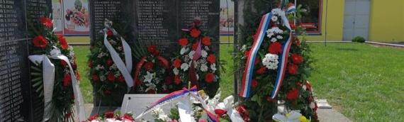 Obeležena 80. godišnjica otpora fašizmu u mestu Bobota