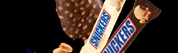 Iz trgovina se povlače sladoledi Snickers, Twix, Bounty i M&M's
