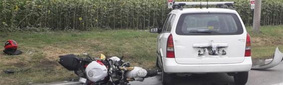 U Trpinji smrtno stradao 60-godišnji motociklista