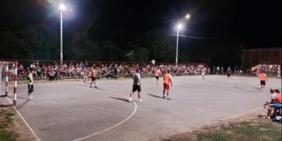 Finalno veče turnira ''Više od igre'' u Negoslavcima