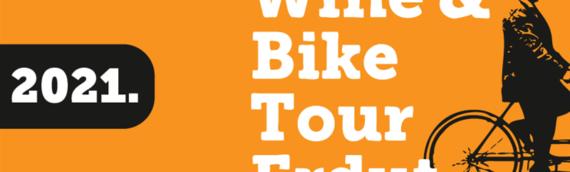 Wine & Bike Tour Erdut 2021. godine