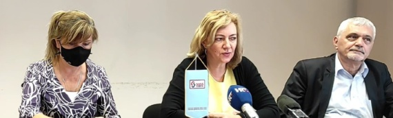 SDSS-ova zastupnica Dragana Jeckov: Plakati u Rijeci su pokušaj zastrašivanja Srba