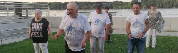 Udruženje Vuka iz Vukovara: Plesne terapije za osobe s invaliditetom