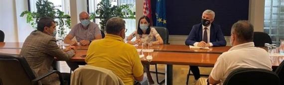U Ministarstvu poljoprivrede održan sastanak s voćarima