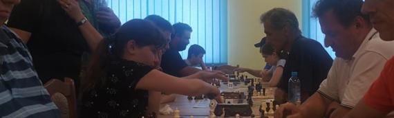 Velemajstor Davor Rogić pobednik 22. Međunarodnog brzopoteznog šahovskog turnira u Borovu