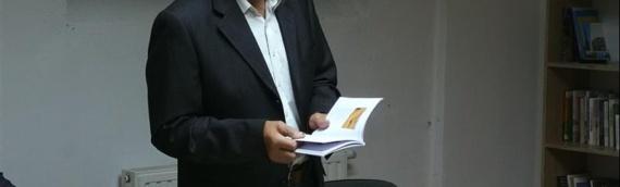 U SKC-u Vukovar sinoć predstavljene dve knjige Dragoljuba Vojnovića