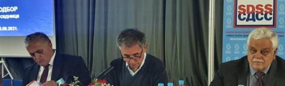 Milorad Pupovac ostaje na čelu SDSS-a i naredne četiri godine