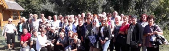 """Grupa od 52 izletnika u organizaciji borovskog Udruženja """"Plavi Dunav"""" posetila Baranju"""